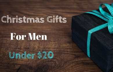 Christmas Gifts for men under $20