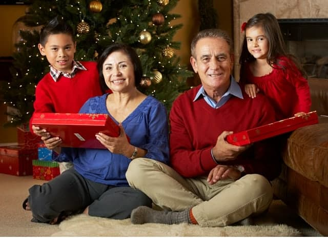 Last Minute Christmas Gifts For Grandparents