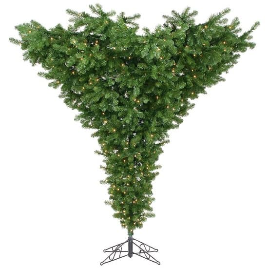 Where Did The Christmas Tree Tradition Originate: Upside Down Christmas Tree