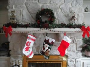 Origin of the Christmas Stocking