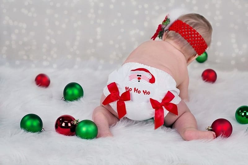 Baby's First Christmas - Tips for making it memorable