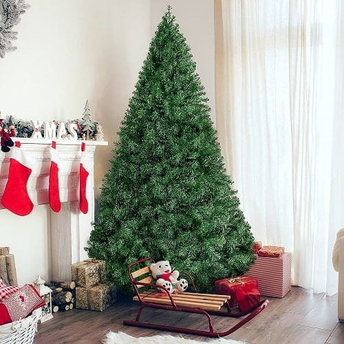 6' Premium Hinged Artificial Christmas Pine Tree