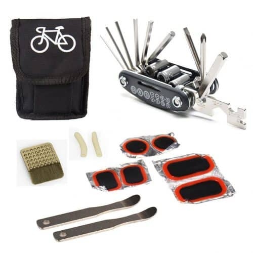Gift ideas for cyclists - bike multipurpose tools