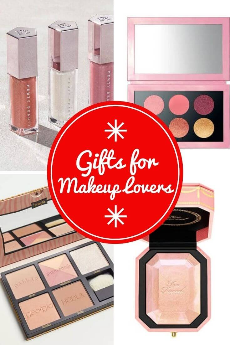 Gifts for Makeup Lovers - Makeup Gift Ideas