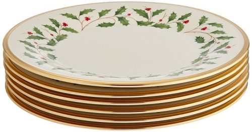 Lenox Holiday Dinner Plates  sc 1 st  Absolute Christmas & Lenox Holiday Dinner Plates u2022 Absolute Christmas