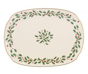 Lenox Holiday Oblong Platter