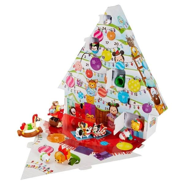 Disney Tsum Tsum Mini Figures Exclusive Advent Calendar - Toy Advent Calendars for kids