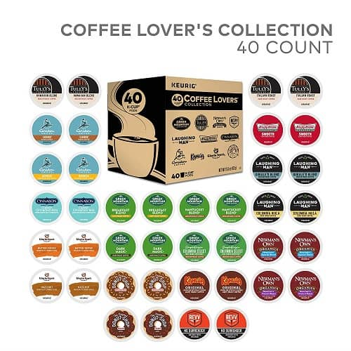 Keurig Coffee Lover's Variety Pack - Gifts for Coffee Snobs
