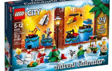 LEGO City Advent Calendar 2018