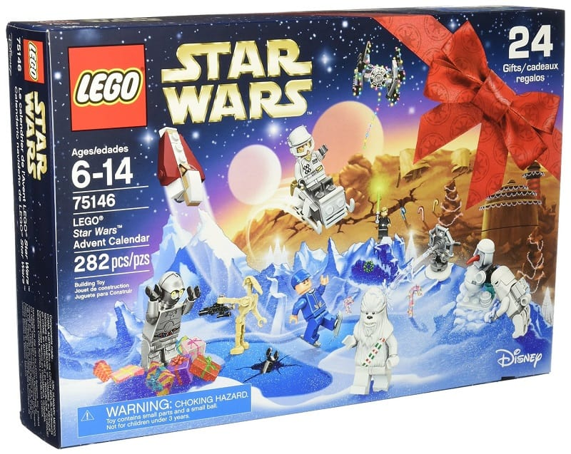 LEGO Star Wars Advent Calendar 2017 Absolute Christmas