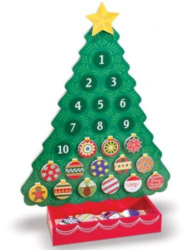 Melissa and Doug Wooden Advent Calendar
