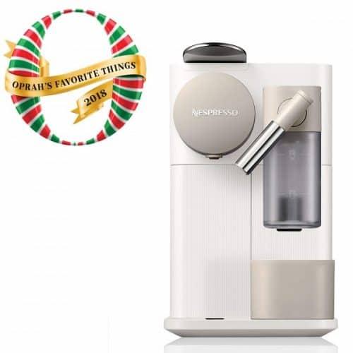 Nespresso Lattissima One by De'Longhi - Gift Ideas for Coffee Lovers
