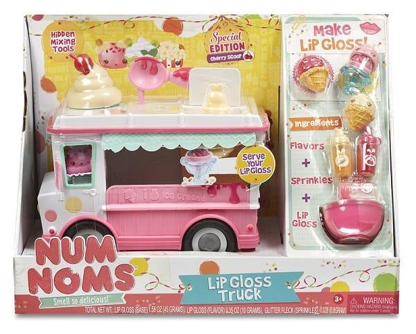 Num Noms Lip Gloss Truck - Gift For Girls - Absolute Christmas