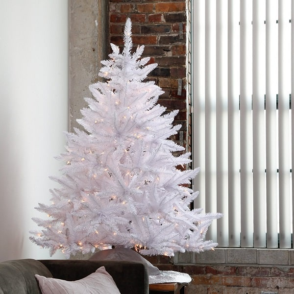 White 4 Foot Christmas Tree: 5 Best Pre Lit White Christmas Trees 2017