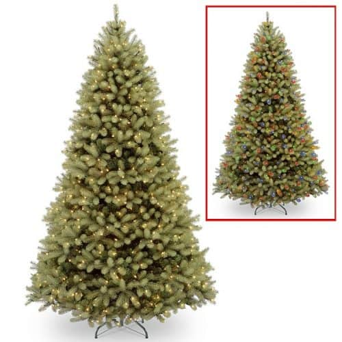 Color Switch Christmas Tree: Top 7 Feel Real Christmas Trees 2018
