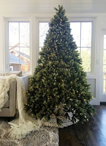9ft Royal Fir High End Christmas Tree