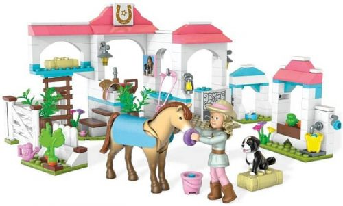 American Girl Nicki's Horse Stables Construction Set