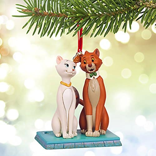Aristocats Christmas Ornament