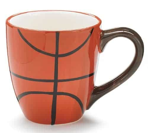 Basketball Coffee Mug - best basketball gifts