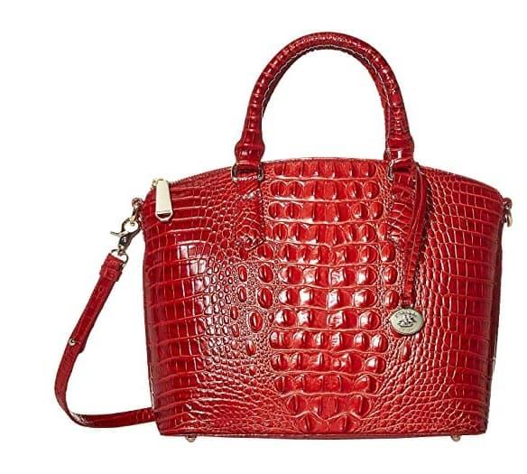 Brahmin Melbourne Duxbury Satchel - Luxury Gifts for Women