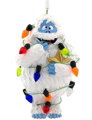Bumble The Abominable Snowman Ornament - For any Rudolph the rednosed reindeer fans!