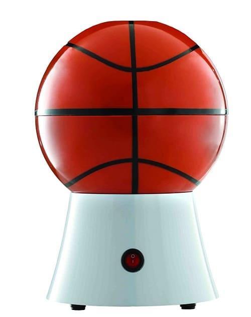 Hot Air Basketball Popcorn Maker