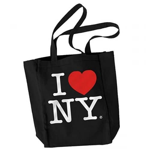 I Love NY Tote Bag - Gift for a New York lover!