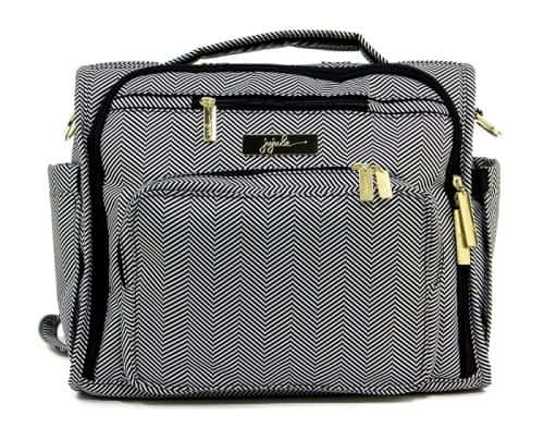 JuJuBe BFF Diaper Bag - Gift for pregnant women and new moms!