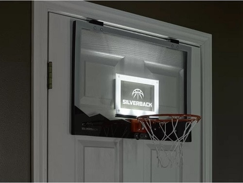 LED Light-Up Basketball Hoop