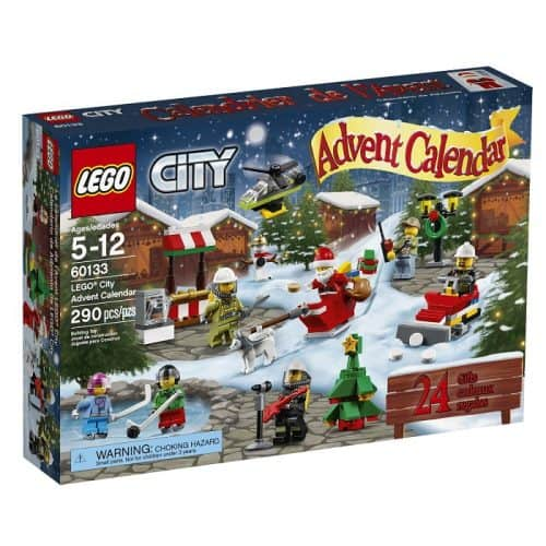 LEGO City Advent Calendar 2016 - These always sell out fast!