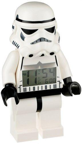 LEGO Stormtrooper Alarm Clock
