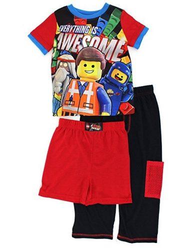 Lego Movie Boys Pajamas Gift for boys who like LEGO