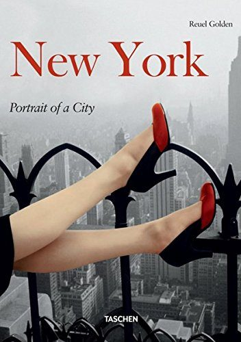 New York: Portrait Of A City by Reusel Golden