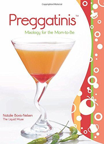 Preggatinis mixology for the mom to be