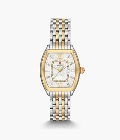 Relevé Two-Tone 18k Gold Diamond Dial Watch