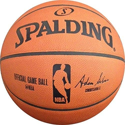 Spalding NBA Official Game Basketball - Gifts for Basketball Fans
