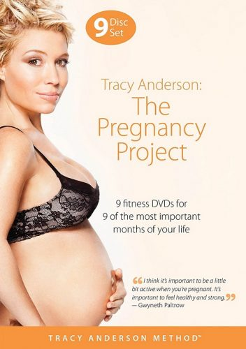 Tracy Anderson The Pregnancy Project Gift for Mom to be!