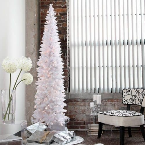 Top 7 Pencil Slim Christmas Trees 2017 Absolute Christmas