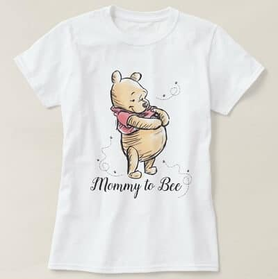 Winnie the Pooh Mommy to Bee T-Shirt