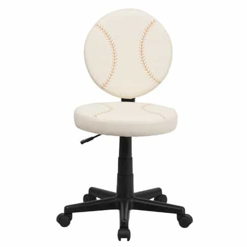 Baseball Desk Chair - Gift ideas for baseball lovers