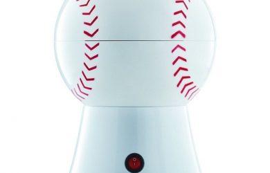 Baseball Popcorn Maker - Gift for a baseball lover