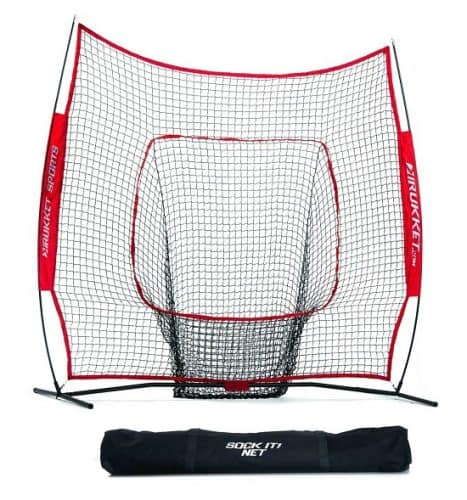Baseball and Softball Practice Net