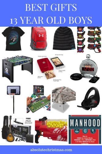 best gifts for 13 year old boys giftguide for boys age 13