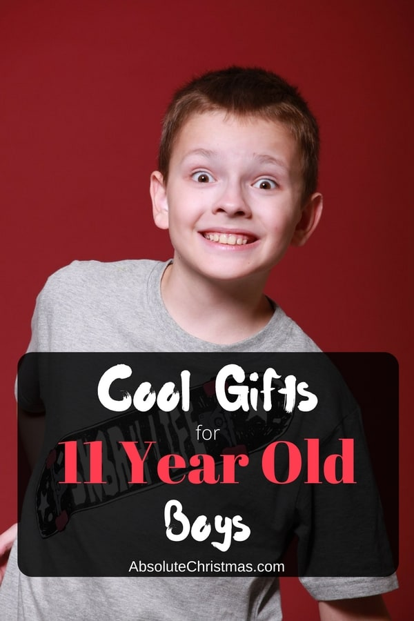 Cool Gifts For 11 Year Old Boys