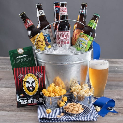 Big Game Brews and Snacks