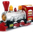 Bubble Blowing Steam Train Locomotive With Lights And Sounds | Gifts for Train Lovers