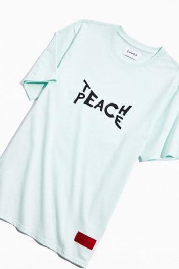 CHNGE Teach Peace Tee
