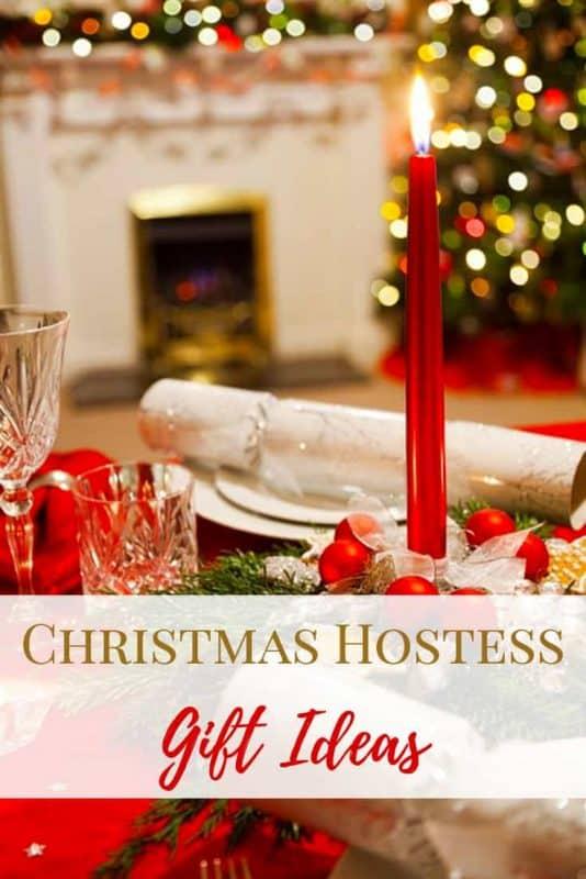 Christmas Dinner Hostess Gift Ideas