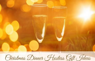 Christmas Dinner Hostess Gift Ideas - Inexpensive Christmas Hostess Gifts