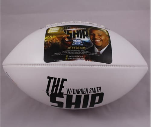 Customized Full Size Football